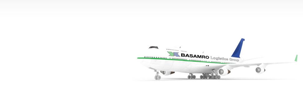 Basamro - luchttransport